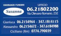 Onoranze Funebri Susanna