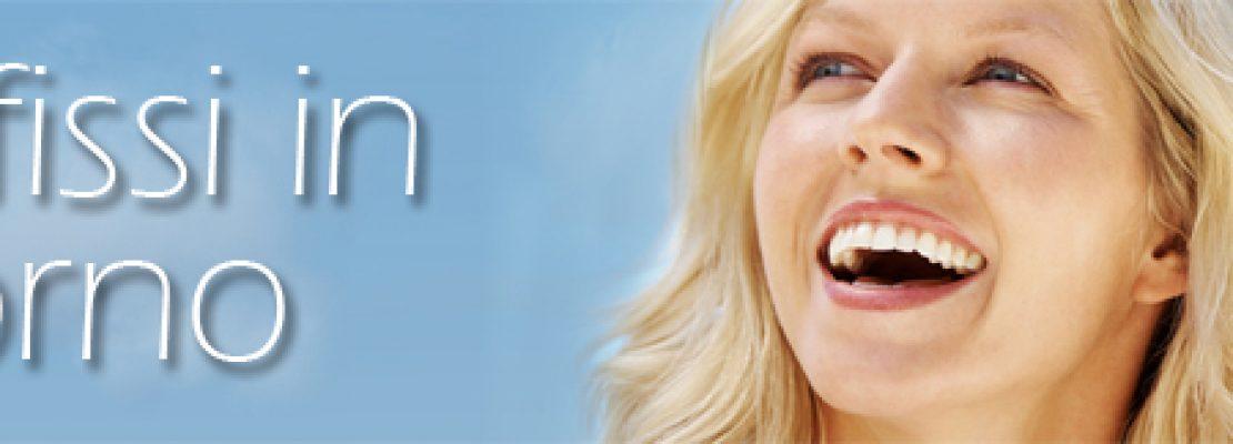 Denti Fissi In Un Giorno Prenestina